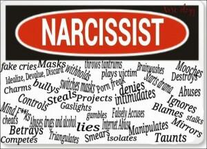 Narcissist Character